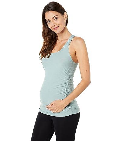 Beyond Yoga Featherweight Spacedye Maternity Travel Racerback Tank