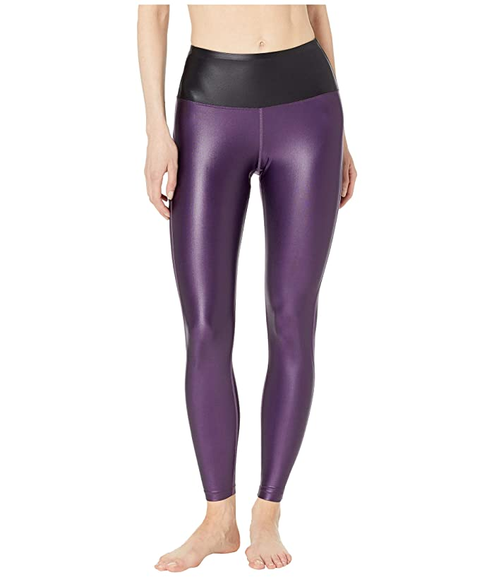 ASICS Luxe Traveler High-Waisted Tights (Night Shade/Performance Black) Women