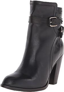 حذاء برقبة قصيرة للنساء Jenny Shield من FRYE، أسود، 9 M US