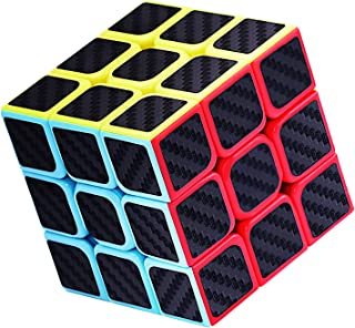 New Journey 3x3x3 Speed Cube Carbon Fiber Magic Puzzles