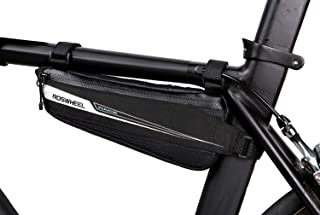Roswheel Race Series Bike Frame Bag Bicycle Front Top Tube Bag Triangle Pouch