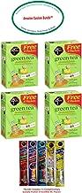4C Green Tea Iced Tea Stix (96-Count) + Complimentary Sample Packet Bundle