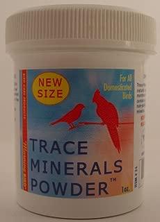 Morning Bird Trace Minerals Powder for Birds