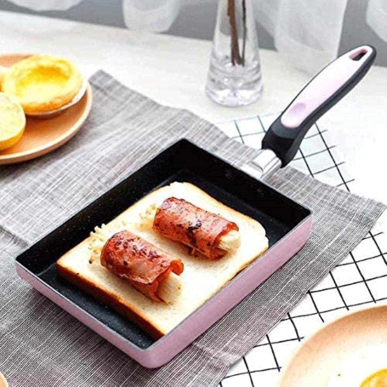 Poêle antiadhésive Wok, Cuisinière à gaz Poêle Pancake Pan Ménage Cooker pain Poêle à oeufs Marmite Ustensiles de cuisine Xping (Color : C) B