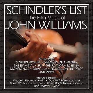 Schindler's List: The Film Music Of John Williams