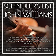 Best schindlers list john williams Reviews