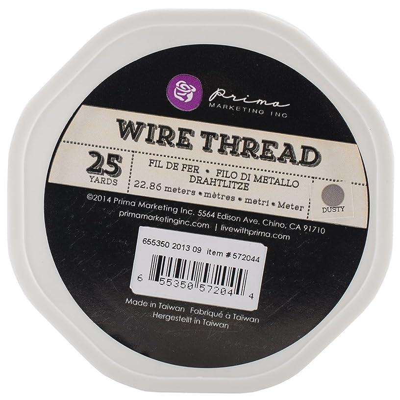 Prima Marketing Wire Thread, 25-Yard, Dusty