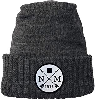 a41a54fefd43 Homeland Tees New Mexico Arrow Patch Cuff Beanie