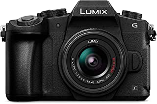 Pansonic LUMIX G DMC-G85K  14-42mm  16MP  Mirrorless Camera  with  Carry Case