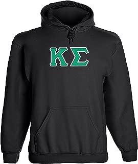 Fashion Greek Kappa Sigma Twill Letter Hoody