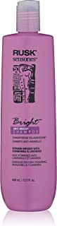 RUSK Sensories Bright Chamomile and Lavender Brightening Shampoo, 13.5 Fl. oz.