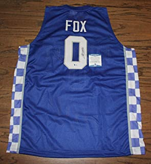 de'aaron fox kentucky jersey