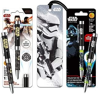InkWorks Star Wars Projector Pen (Star Wars Office Supplies, Merchandise)