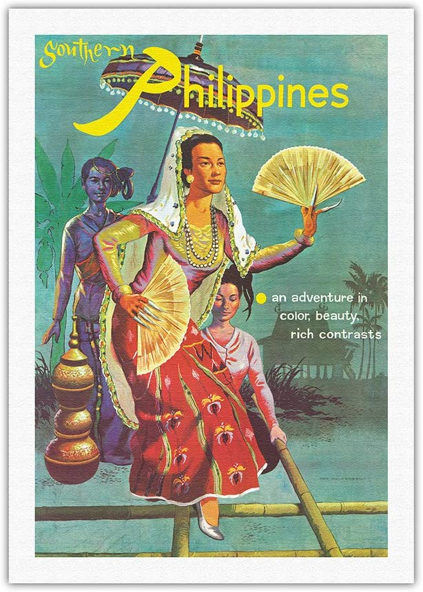 Southern Philippines - an Adventure Color Contr Sales Super special price of SALE items from new works Beauty Rich in