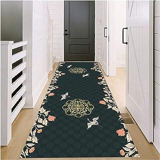 Runner Rug for Hallway, Extra Long Non Slip Washable Entryway Carpet, Indoor Doorway Kitchen Corridor Dust Collection Floo...