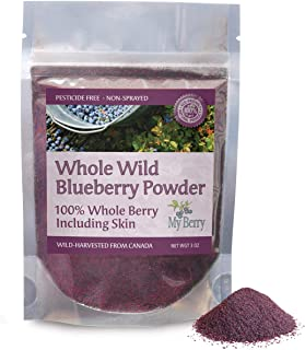 Best are wild blueberries pesticide free Reviews
