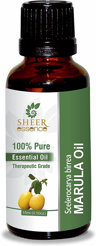 MARULA Oil 100% Pure San Diego Mall Undiluted Uncut Grade Store S Therapeutic Natural