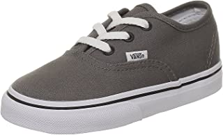 Vans - Kids Authentic Shoes in Pewter/Black