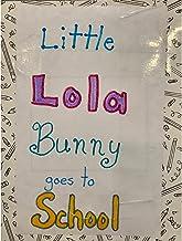 Lola Bunny Goes to School (English Edition)