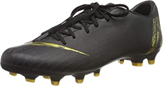 black and gold mercurial