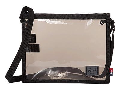 Herschel Supply Co. Alder (Black Smoke) Cross Body Handbags
