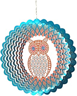 owl wind spinner