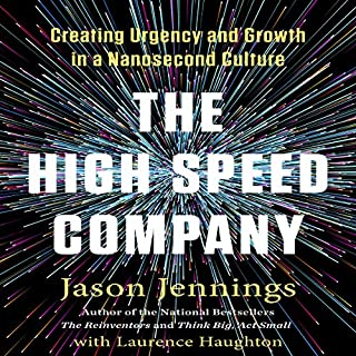 The High-Speed Company cover art