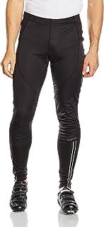 Craft男士Velo保暖防风保暖薄绒骑行长裤适合温度0°到10° 1904449-9999-6 黑色 L