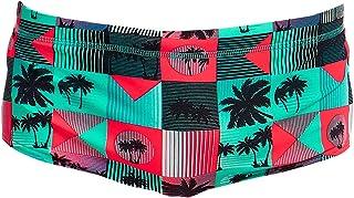 Funky Trunks Boys' Classic Trunks Sunset Strip Swimming Trunks