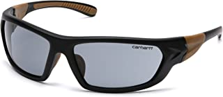 Carhartt Carbondale Safety Sunglasses with Gray Lens