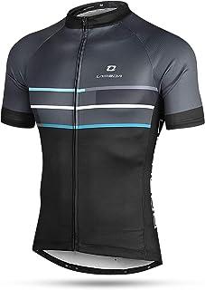 LAMEDA Cycling Jersey Men Short Sleeve Shirt Bike Accessories Running Tops