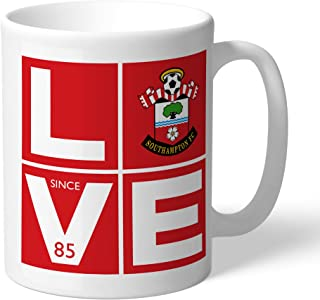 Southampton FC Official Personalized Love Mug - Free Personalisation