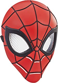 Marvel Spider-Man Masker, speelgoed Spider-Man zwart