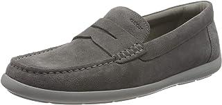 Geox U Devan A, Mocassins (Loafers) Homme