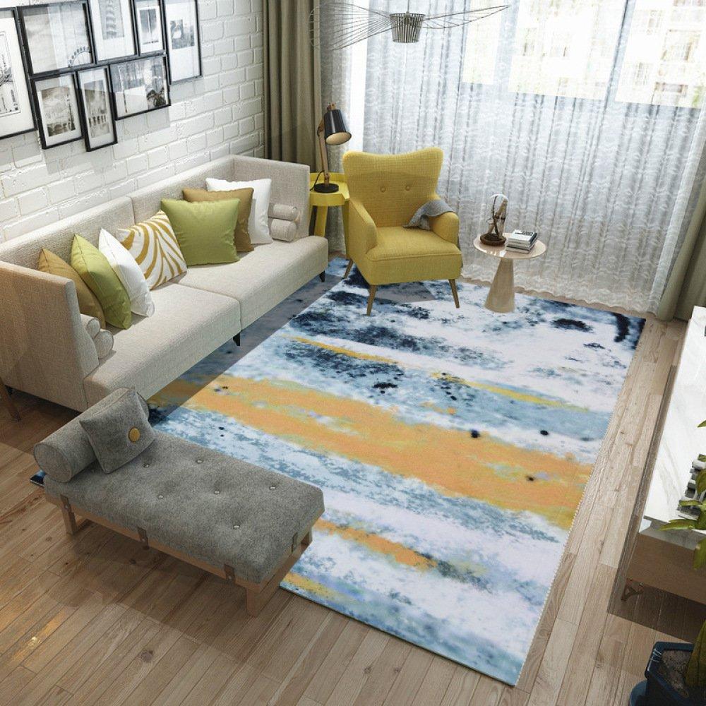 Alfombra Pequeña Pelota-Alfombras y alfombras de jardín de impresión Creativa en 3D Alfombras y alfombras para el Dormitorio Sala de Estar Alfombra Cocina Baño Alfombrillas Antideslizantes 160X230CM: Amazon.es: Hogar