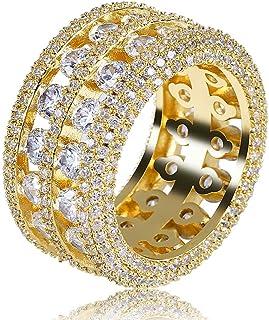 b7863da3889c8 Amazon.com: 24k gold ring