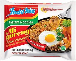 Indomie Mi Goreng Instant Stir Fry Noodles, Halal Certified, Original Flavor (Pack of 30)…