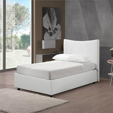 Amazon.it: letto singolo con contenitore: Casa e cucina