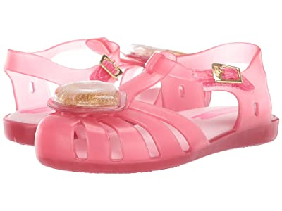 Mini Melissa Aranha XIV BB (Toddler/Little Kid) (Pink/Gold) Girl