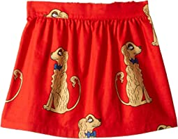 Spaniels Woven Skirt (Infant/Toddler/Little Kids/Big Kids)