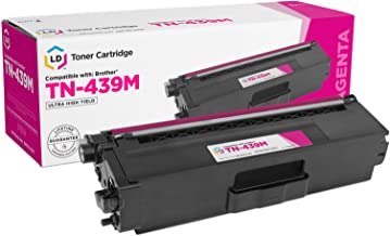 LD Compatible Toner Cartridge Replacement for Brother TN439M Ultra High Yield (Magenta)