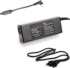 19.5V AC/DC Adapter for Sony Bravia TV Charger KDL-32 KDL-40 W600B W650A W674A W700B W800B; KDL-32W700B LED LCD HDTV Screen Power Cord