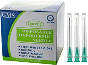 Best hypodermic needle 21g Reviews