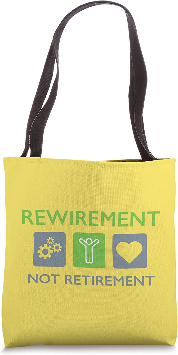 Rewirement Not Selling Retirement Tote Bag Ranking TOP11