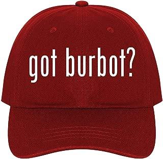 The Town Butler got Burbot? - A Nice Comfortable Adjustable Dad Hat Cap