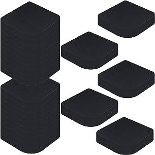 GZLCEU 30 Pièces Anti-Vibration Pads, Multifonctionnelle Lave-Linge Tapis Anti Bruit pour Réfrigérateur Meubles Électromén...