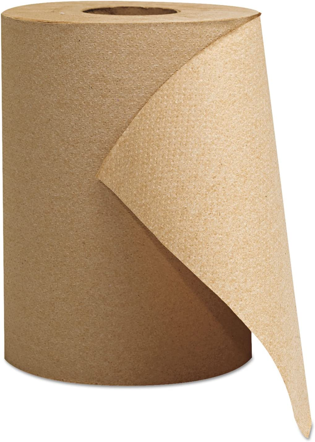 GEN1804 Hardwound Long Beach Mall Roll Towels Mail order cheap 1-Ply 7.875quot; ft 300 Brown x