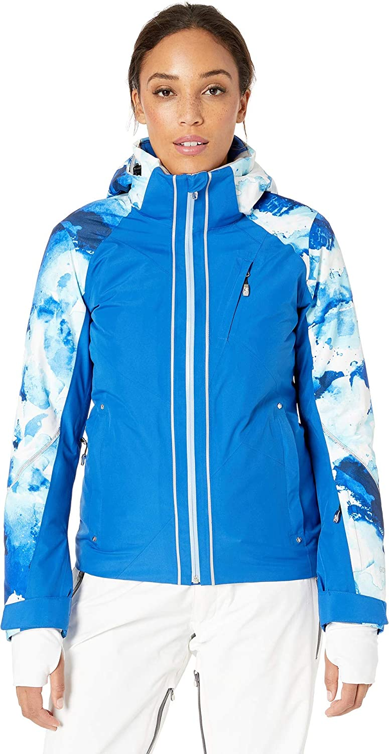 Free shipping anywhere in the nation Spyder Women's Rhapsody Ski Gore-tex Beauty products Jacket