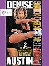 Denise Austin: Power Kickboxing - Two 20-Minute Fat-Blasting Workouts