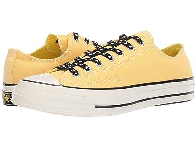 Converse Chuck 70 Psy-Kicks Ox (Butter Yellow/Fresh Yellow/Egret) Classic Shoes